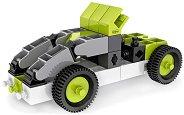 """Автомобили - 4 в 1 - Детски конструктор от серията """"Inventor"""" - творчески комплект"""
