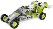 """Автомобили - 8 в 1 - Детски конструктор от серията """"Inventor"""" - творчески комплект"""