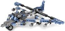 """Самолети и хеликоптери - 16 в 1 - Детски конструктор от серията """"Inventor"""" -"""