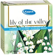 Kappus Lily of the Valley Luxury Soap - Сапун с аромат на момина сълза - пяна