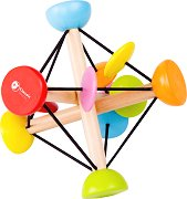 Вълшебна топка - Дървена играчка - играчка