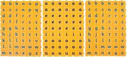 Брайлови букви -