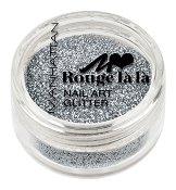 Manhattan Rouge La La Nail Art Glitter - Брокат за маникюр - спирала