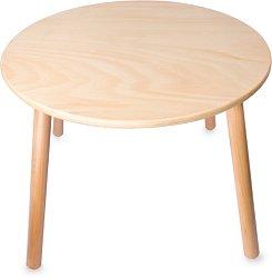 Детска дървена маса - играчка