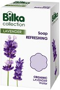 Bilka Bath Care Lavender Refreshing Soap - Освежаващ сапун с органик лавандулова вода - сапун