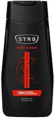 STR8 Red Code Body Refreshing Shower Gel -