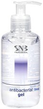 SNB Antibacterial Gel - Дезинфектиращ гел за ръце -