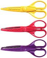 Ножици за декоративно рязане - Комплект от 3 броя
