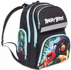 Ученическа раница - Angry Birds -