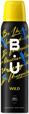 B.U. Wild Deodorant Body Spray - Дамски дезодорант - парфюм