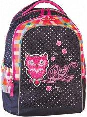 Ученическа раница - Owl - несесер