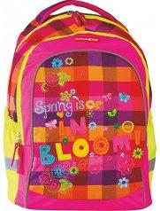 Ученическа раница - Bloom - кутия за храна