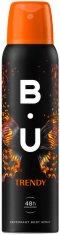B.U. Trendy Deodorant Body Spray - Дамски дезодорант -