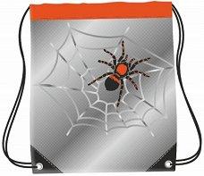 Детски спортен сак с връзки - Spider -