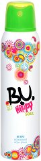 B.U. Hippy Soul Deodorant Body Spray - Дамски дезодорант -