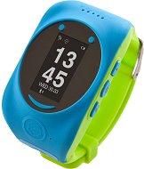 Детски GPS и GSM смарт часовник - MyKi Watch Blue - Работещ със SIM карти на всички български мобилни оператори