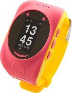 Детски GPS и GSM смарт часовник - MyKi Watch Pink - Работещ със SIM карти на всички български мобилни оператори