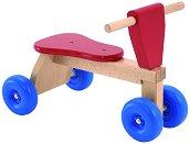 Tiny Trike - Дървена детска триколка без педали