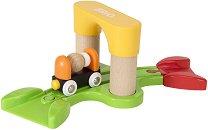 "Влаково тунелче - Детска играчка от серията ""Brio: Аксесоари"" -"