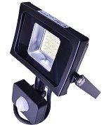 LED прожектор със сензор за движение - 10 W SMD