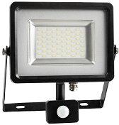 LED прожектор със сензор за движение - 30 W SMD
