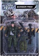 """Войник - Фред - Фигура за игра от серията """"Elite Тeam"""" -"""
