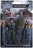 """Войник - Боб - Фигура за игра от серията """"Elite Тeam"""" - фигура"""