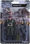 """Войник - Сид - Фигура за игра от серията """"Elite Тeam"""" -"""