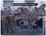 """Войник с джет - Фигура за игра от серията """"Elite Team"""" -"""