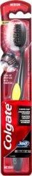 Colgate 360° Black Toothbrush - Четка за зъби в черен цвят -