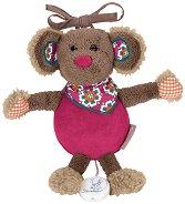 Мишлето Mabel - Бебешка музикална играчка -