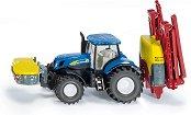 Трактор с разпръсквач - играчка