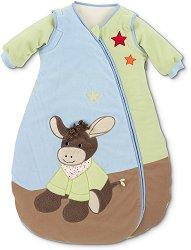 Зимно бебешко спално чувалче - Магаренцето Emmi - С дължина 70, 90 или 110 cm -