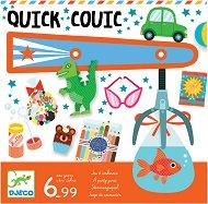 Quick - Couic - Забавна отборна игра -