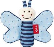Пеперуда - Плюшена играчка -