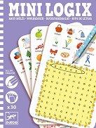 """Wordsearch - Детска мини игра с карти за път от серията """"Mini Games"""" -"""