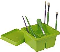 Кутия за измиване на четки