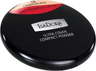 IsaDora Ultra Cover Compact Powder - SPF 20 - Супер покривна компактна пудра за лице - продукт