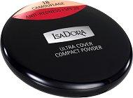 IsaDora Ultra Cover Compact Powder - SPF 20 - пудра