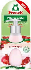 Frosch Granatapfel Pflegeseife - Течен сапун с нар - продукт
