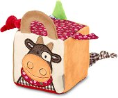 Меко кубче - Karlotta - Играчка за бебета -