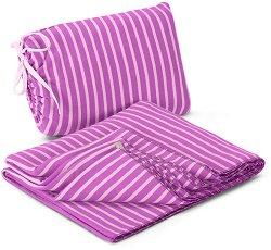 Розов слинг-шал - продукт