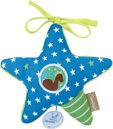 Звездичка - Бебешка музикална играчка -