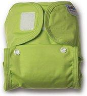 Зелени непромокаеми гащички - За пелени за многократна употреба -