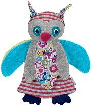 Кукла за куклен театър - Бухалчето Emilie - играчка
