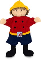 Кукла за куклен театър - Пожарникар -