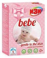 Прах за пране с аромат на алое вера - Изи Bebe - Опаковка от 200 g -