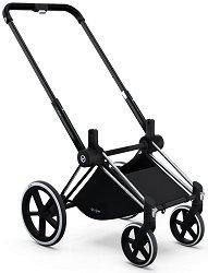 """Шаси за бебешка количка - Priam: Chrome - С колела """"All Terrain"""" - аксесоар"""