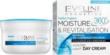 Eveline Hydra Impact Moisture & Revitalisation Day Face Cream -