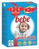 Прах за пране с аромат на невен и лайка - Изи Bebe - Опаковка от 200 g - продукт